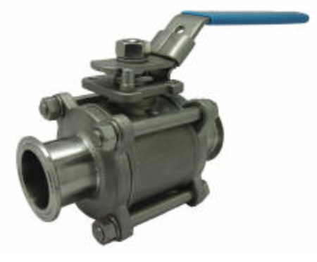 Picture for category S&O Sanitary Ball Valves