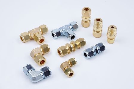 Picture for category Tube Fittings