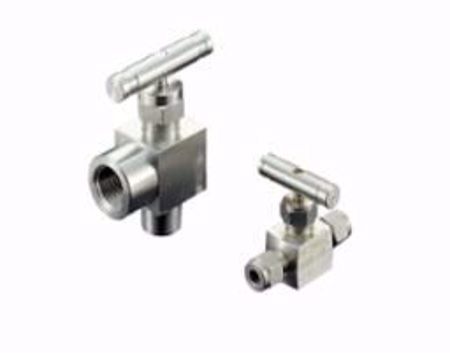 Picture for category VB16 Series Integral Bonnet Needle Valves