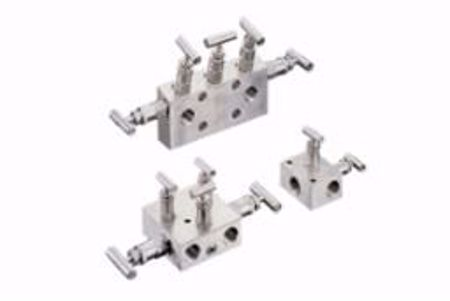 Picture for category V46A Series Hex Body Needle Valves