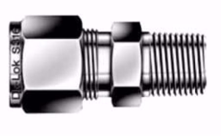 Picture for category Tube to Male Pipe