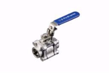 Picture for category V83 Series Swing-Out Ball Valves