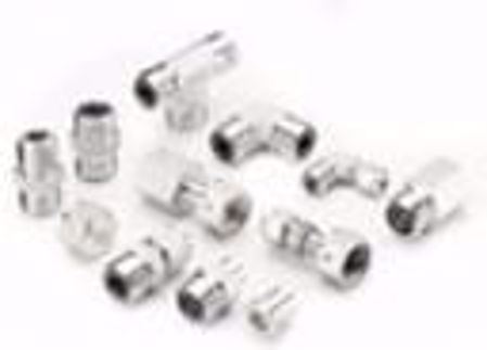 Picture for category DO Series O-Ring Face Seal Fittings